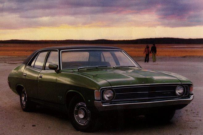 1972 Ford Falcon 500