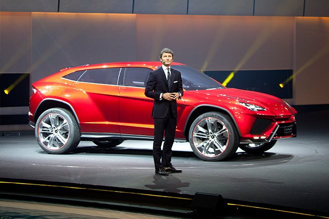 2018 Lamborghini Urus Power Revealed Motor