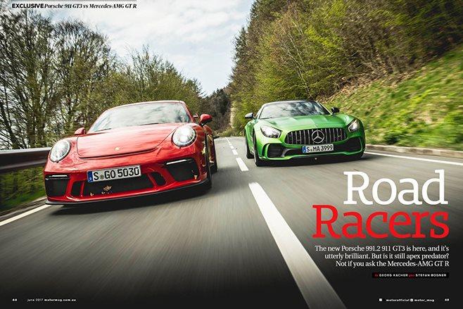 motor-porsche-911-gt3-amg-gt-r-comparison
