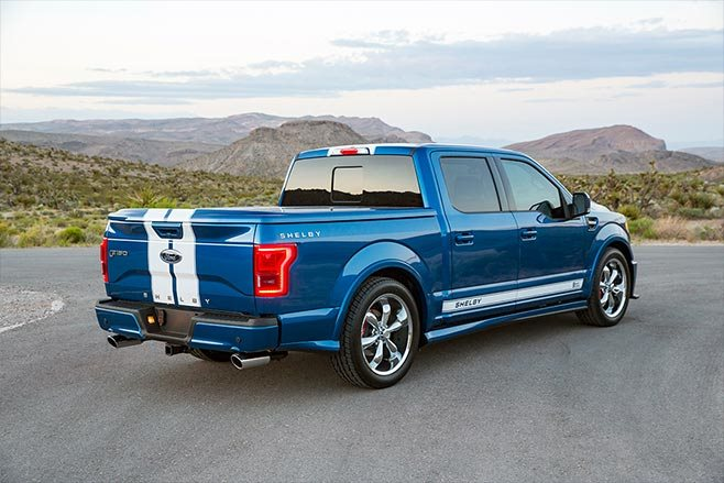 Shelby-F150-super-snake-rear