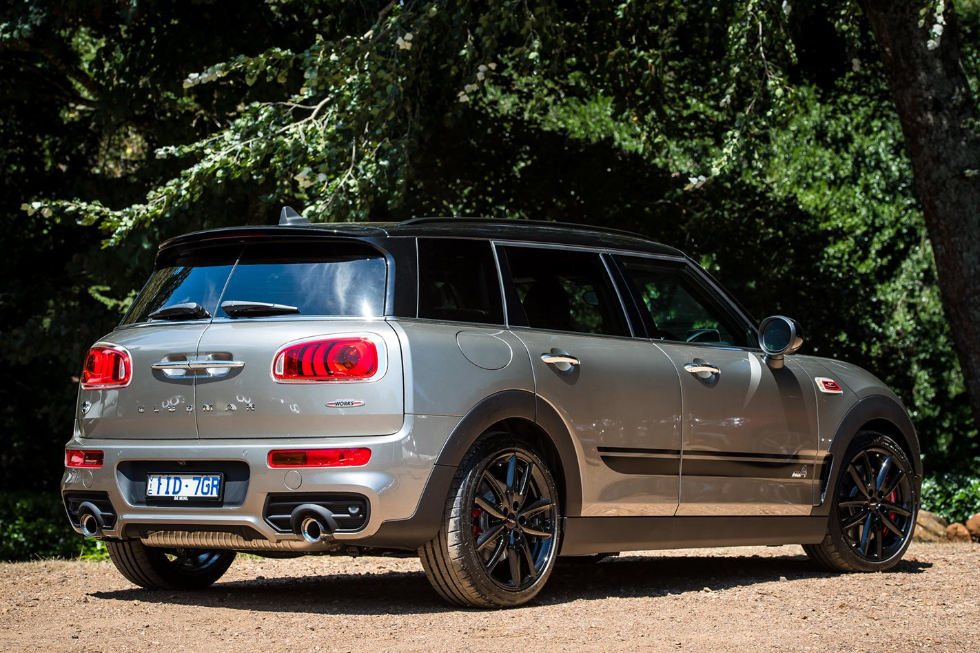 2017 Mini Clubman Jcw Review