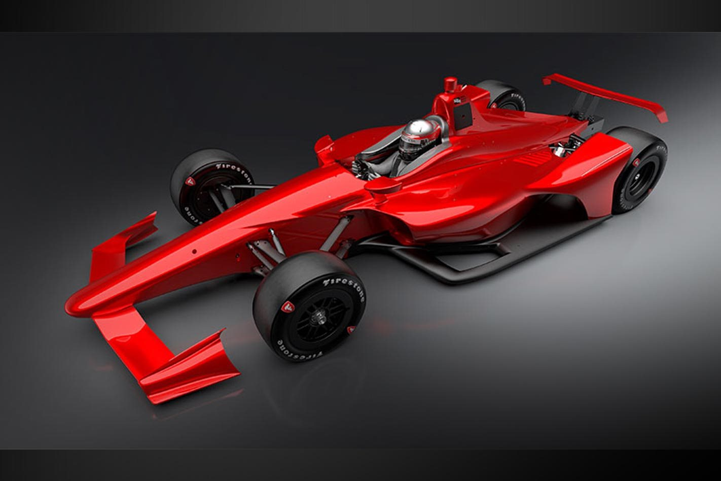 2018 Indycar design revealed | MOTOR