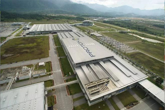 Proton cars manufacturing plant