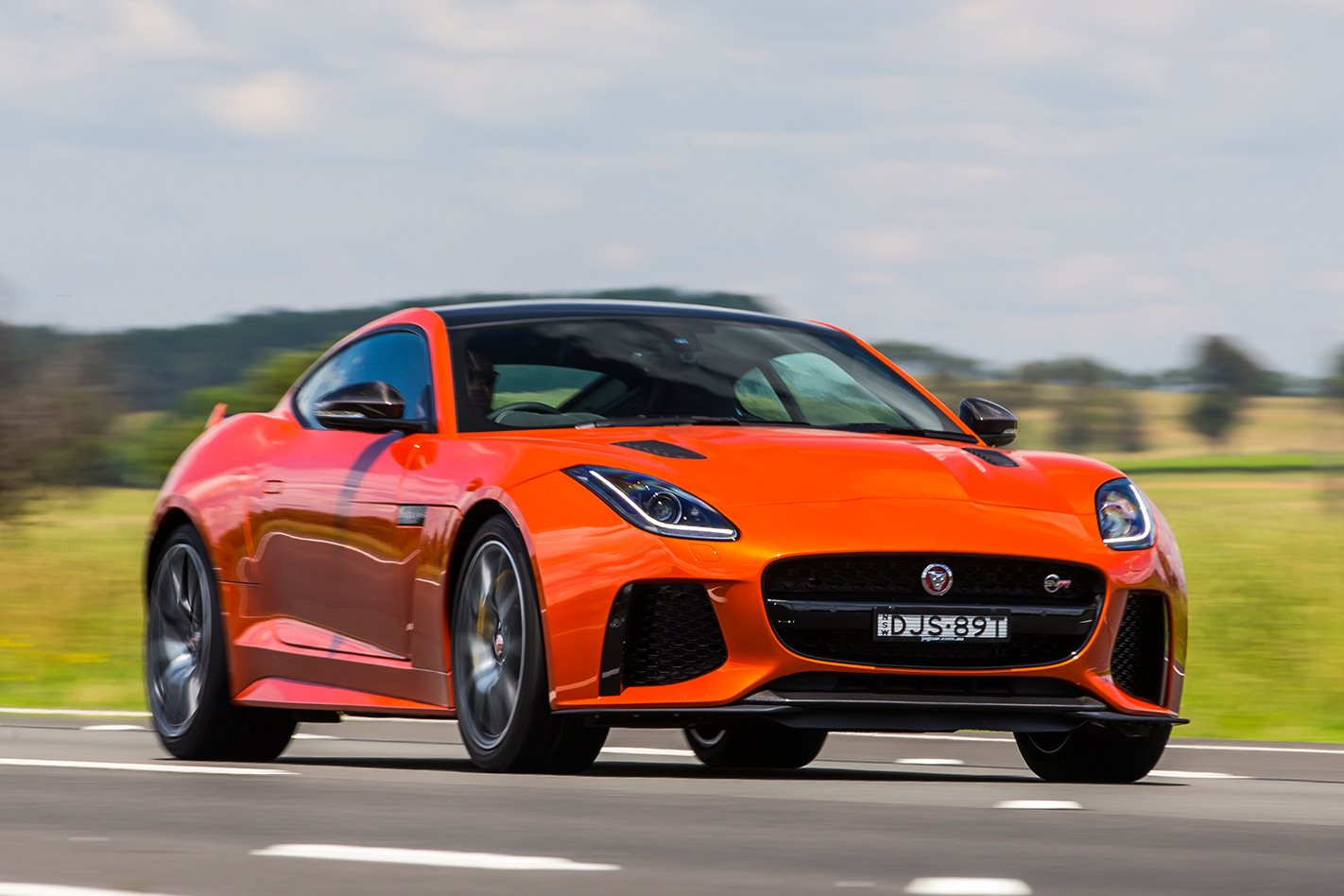 2017 jaguar f type svr review. Black Bedroom Furniture Sets. Home Design Ideas