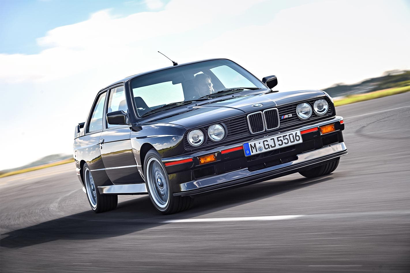Five Ultimate Bmw M3s Part 1 E30 Sport Evolution