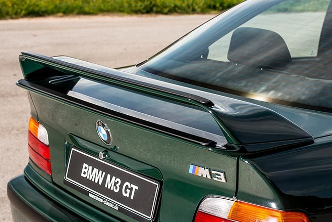 BMW E36 M3 GT Wing