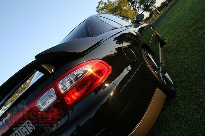 One-off HSV VX Series 2 GTS