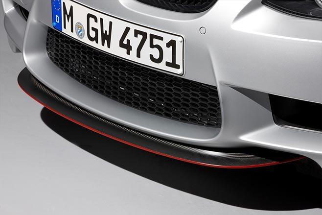BMW E90 M3 CRT front lip