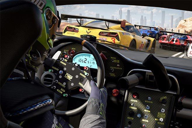 Forza Motorsport 7 ingame