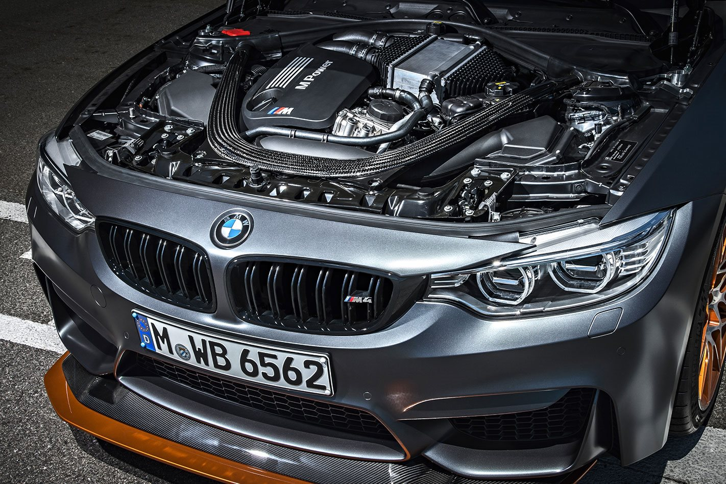 BMW M4 GTS engine