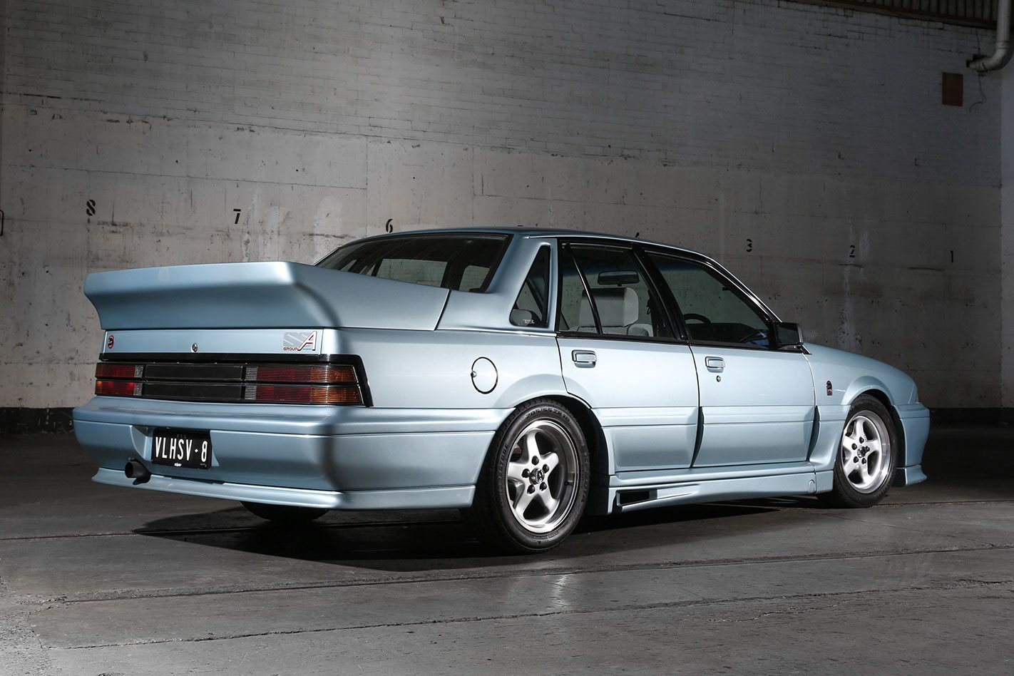 30 Years of HSV: VL Group A SS rear