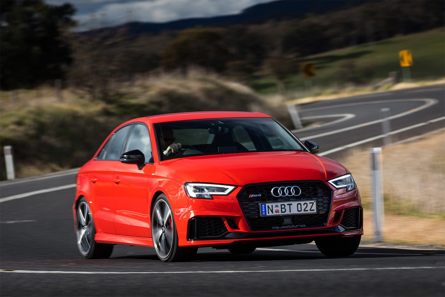Simple 2017 Audi RS3 Sedan Review  MOTOR