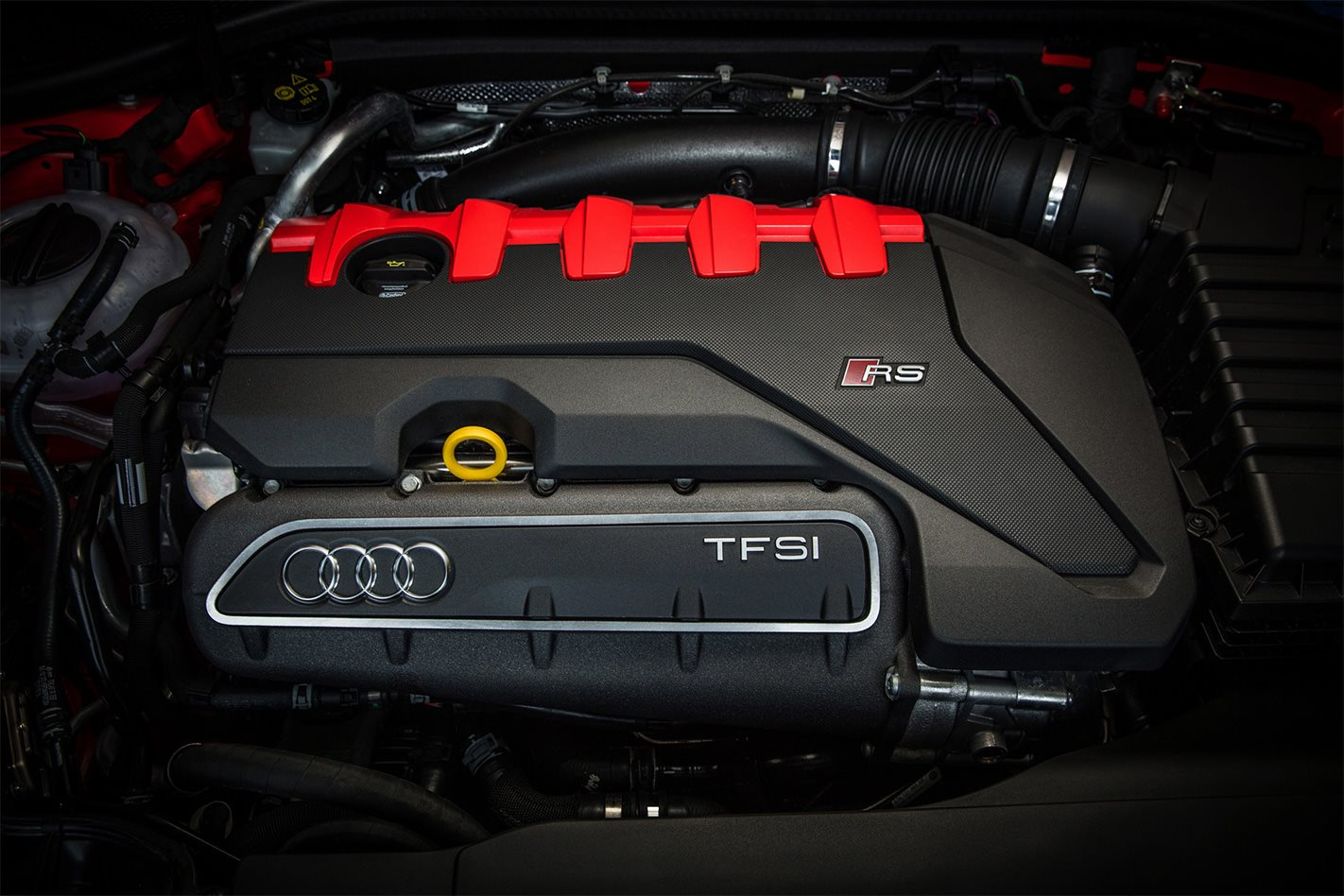 2017 Audi RS3 Sedan engine
