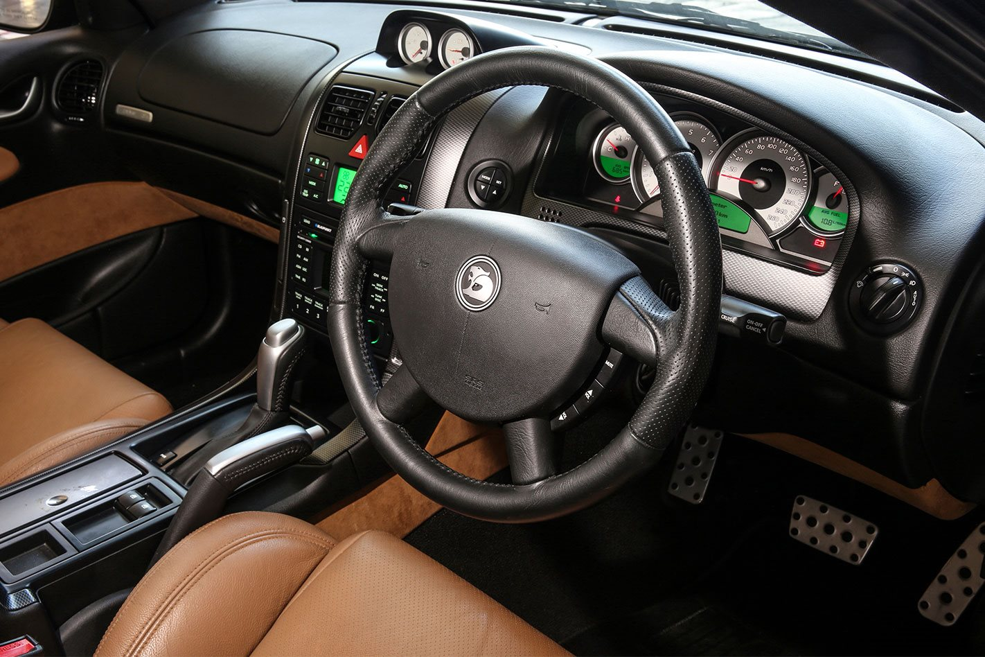 HSV Coupe 4 interior