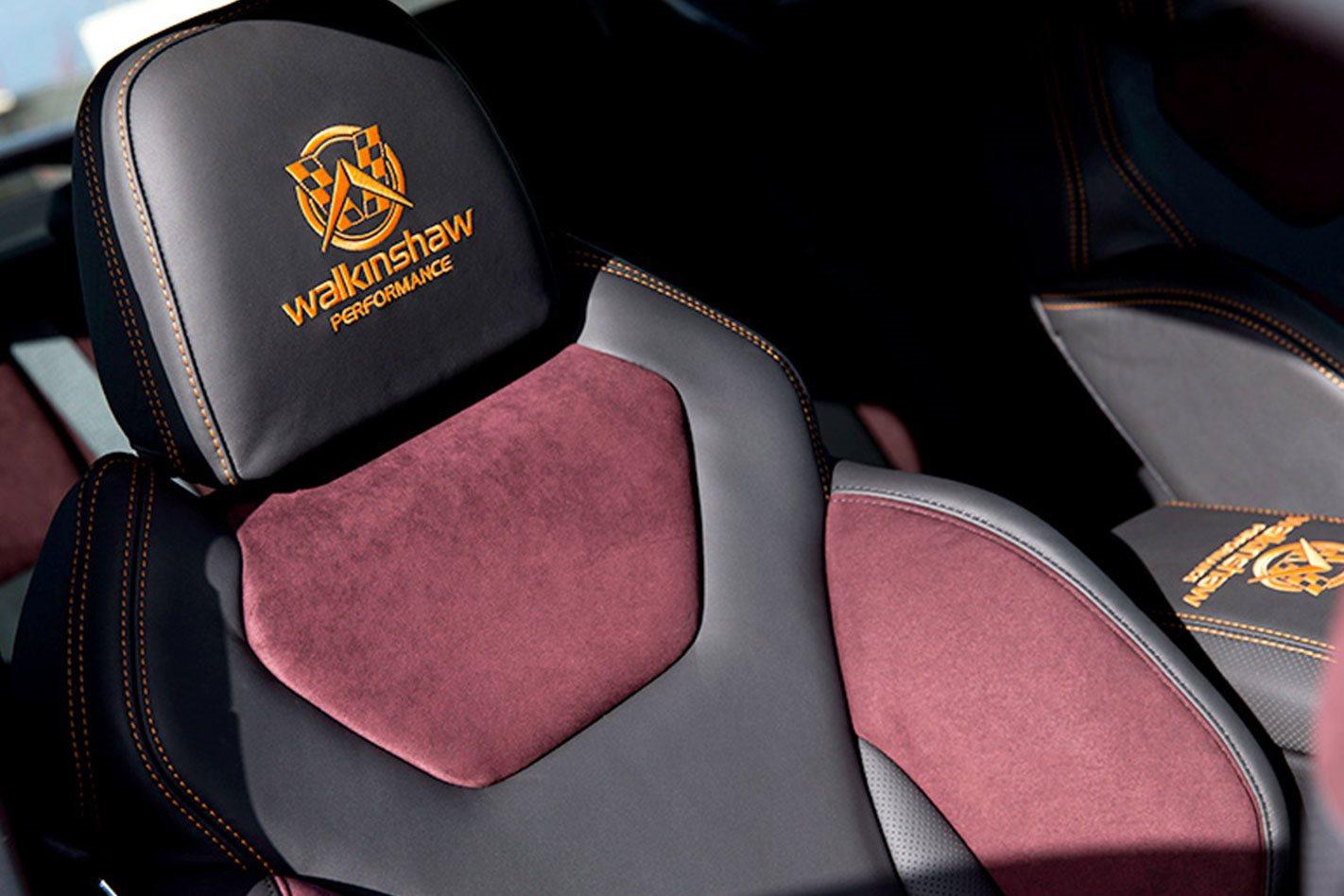 Walkinshaw Seats