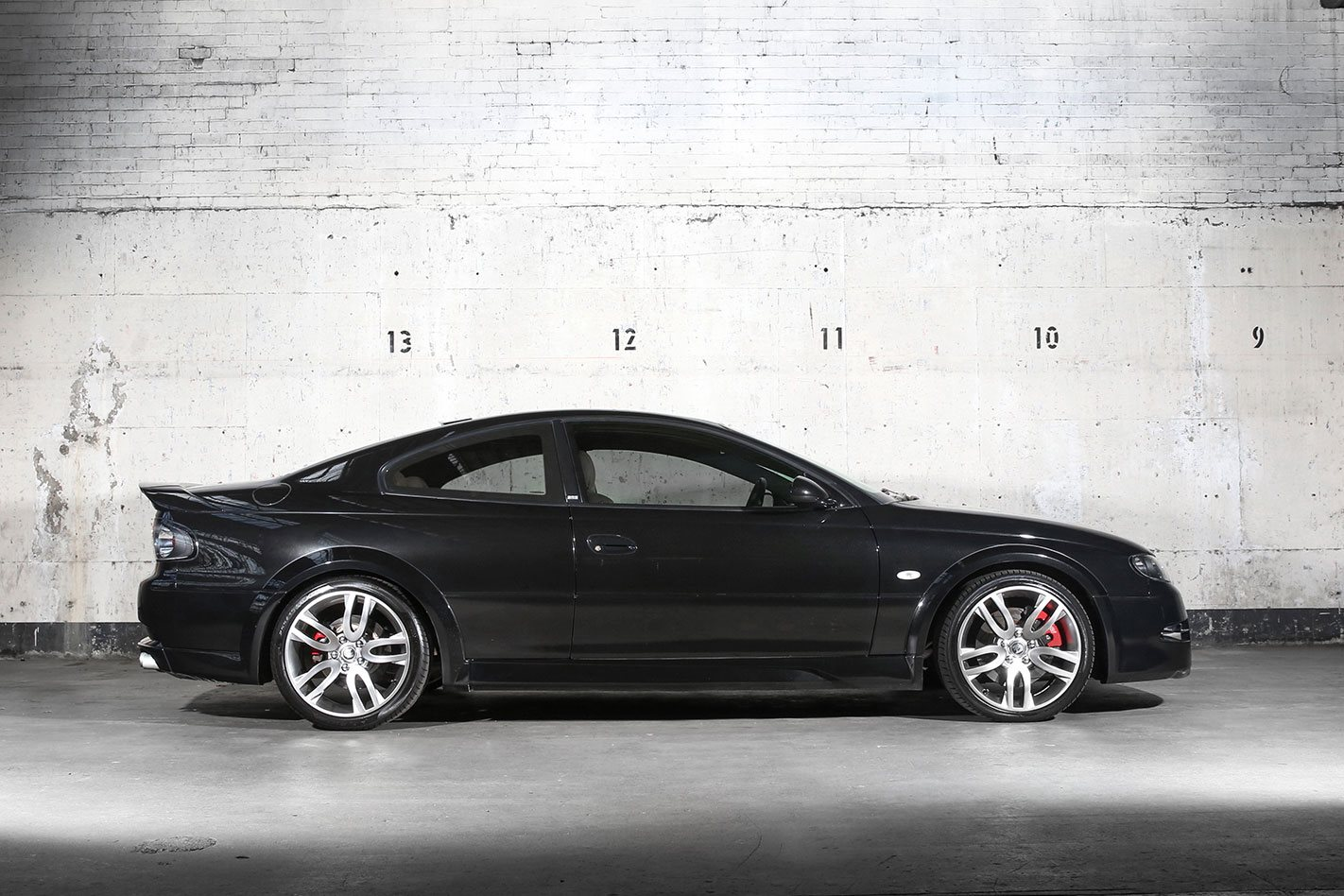 years  hsv coupe