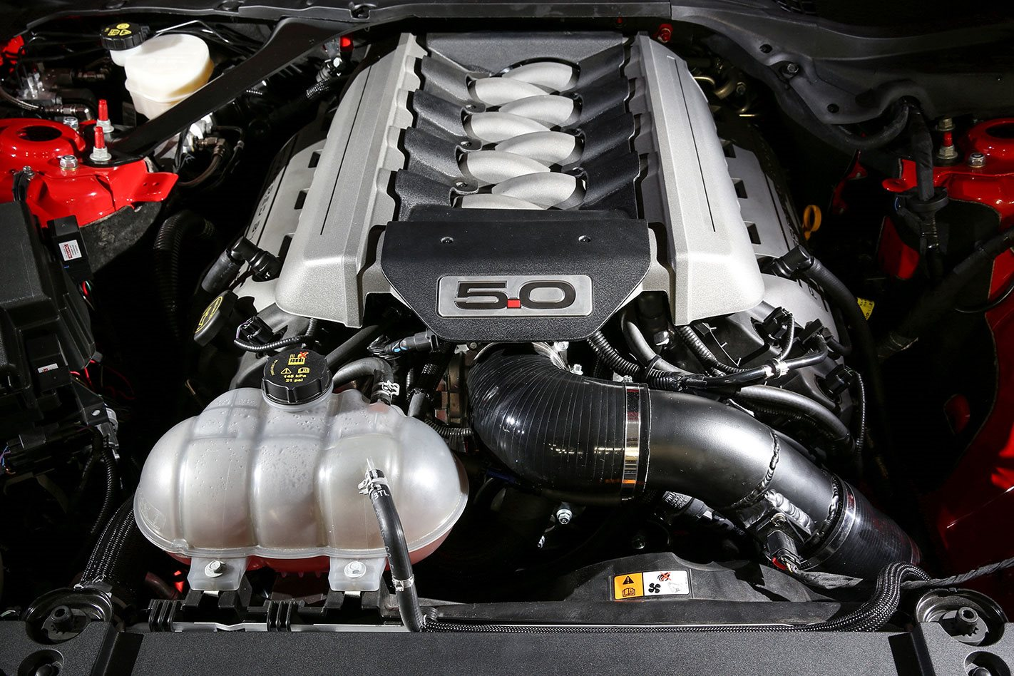 CSV MUSTANG Corsa Special Vehicles Engine