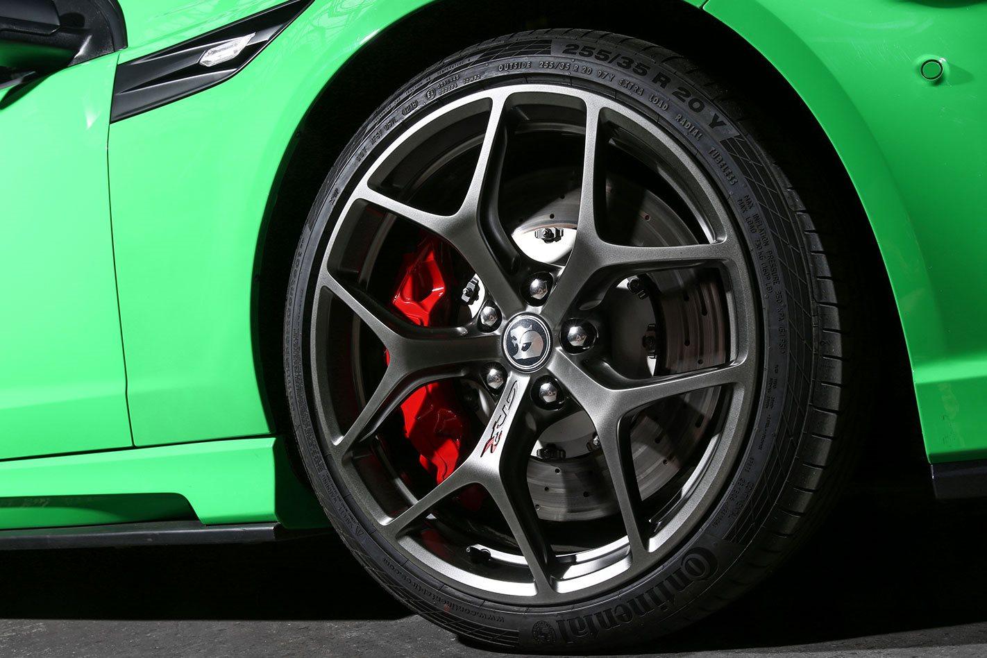 Gen F2 GTSR Wheels
