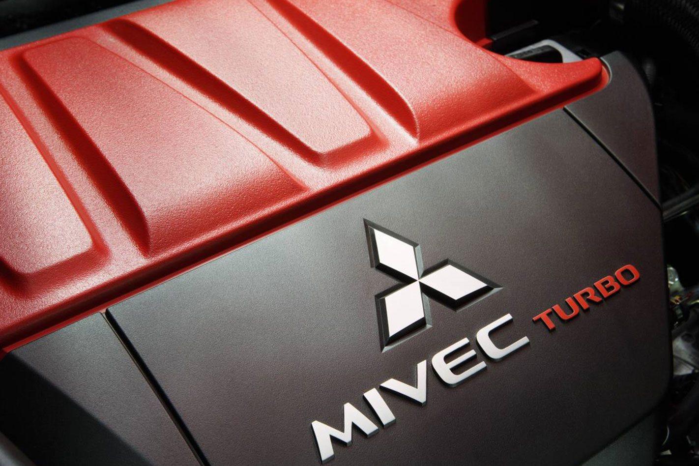 Mitsubishi Lancer EVO X Engine
