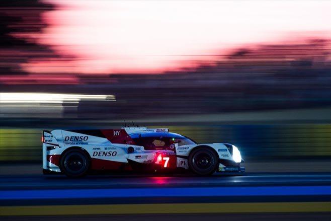 Toyota-Le-Mans-lap-record-Kamui-Kobayashi