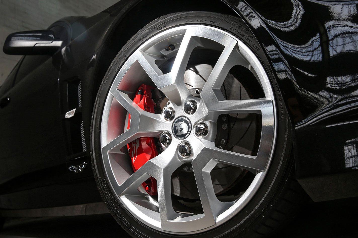 W427 Wheel