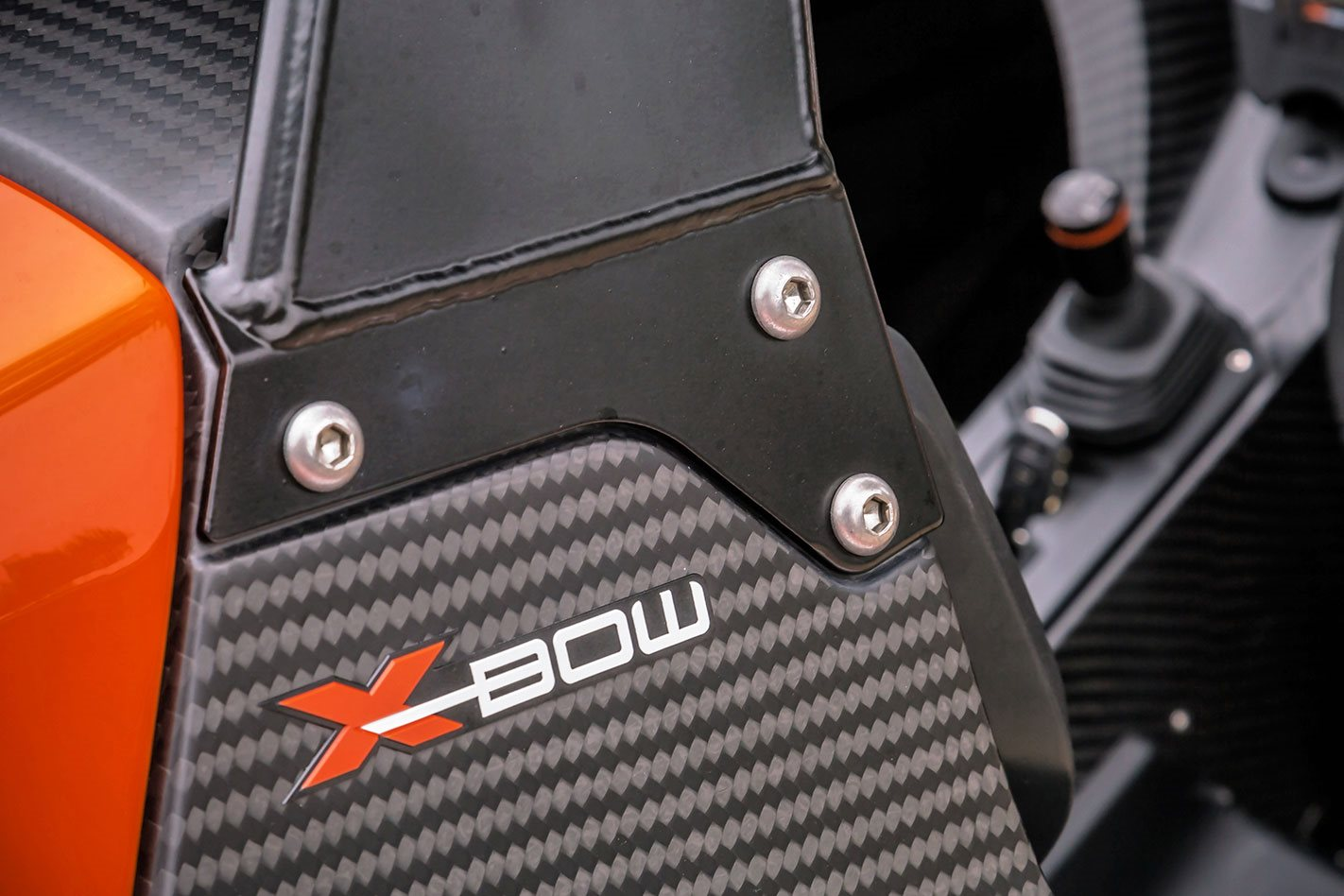 KTM X-BOW Seats
