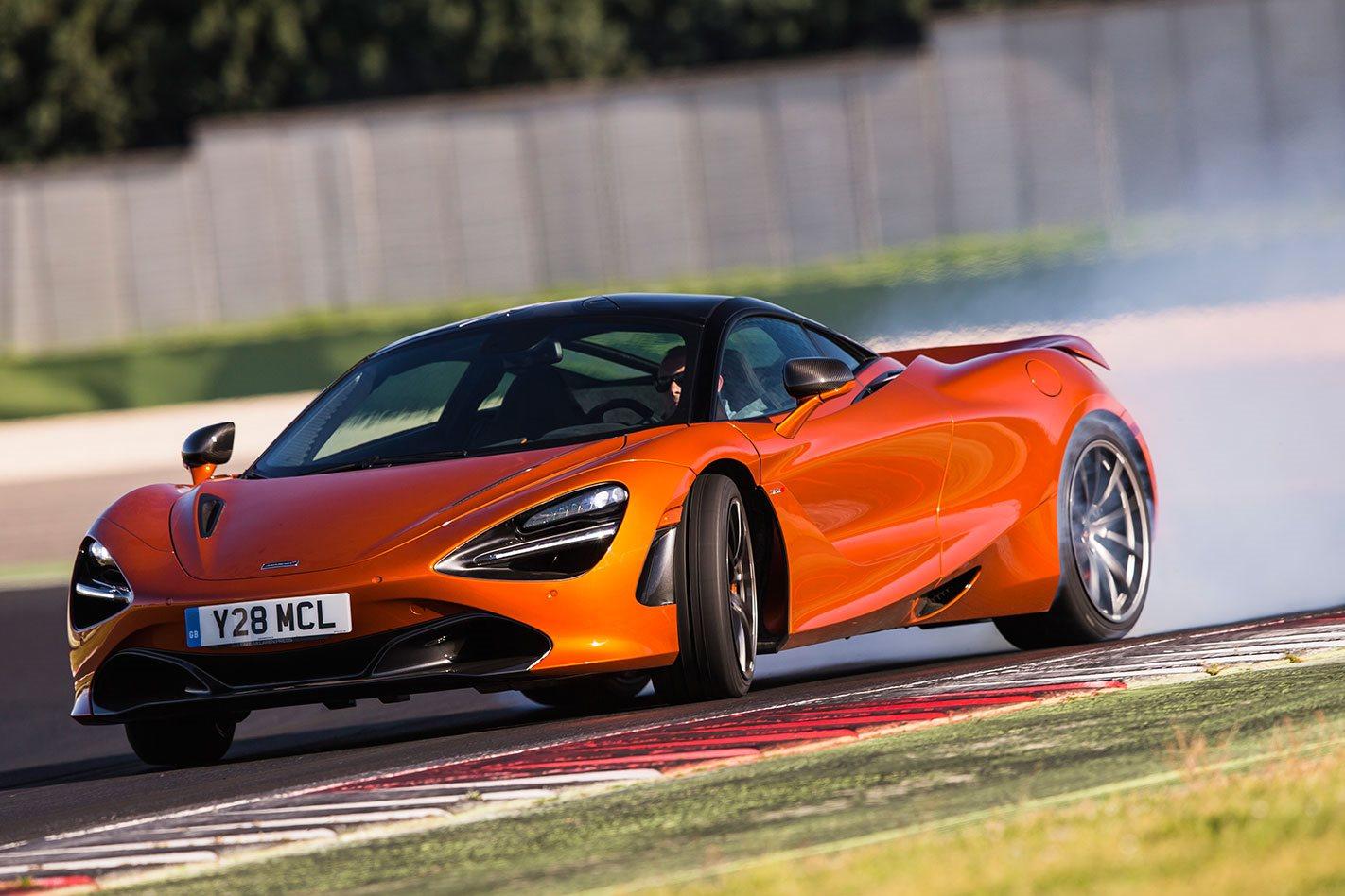 mclaren: f1 woes won't affect road car sales