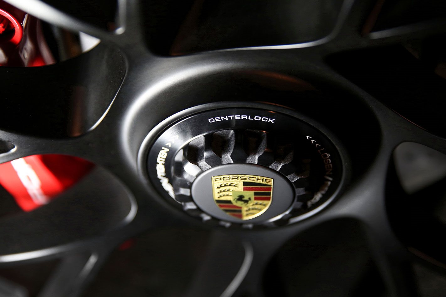 2018 Porsche 991.2 911 GTS Centrelock