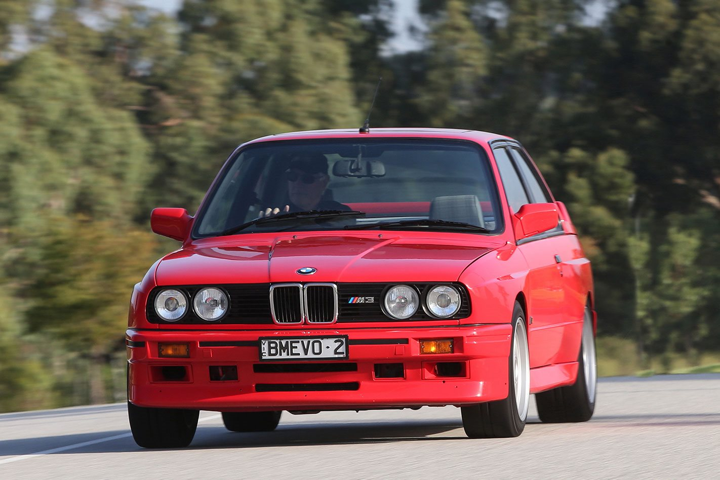 Bmw M3 E30 >> 30 Years Of Bmw M3 E30 Evolution Ii