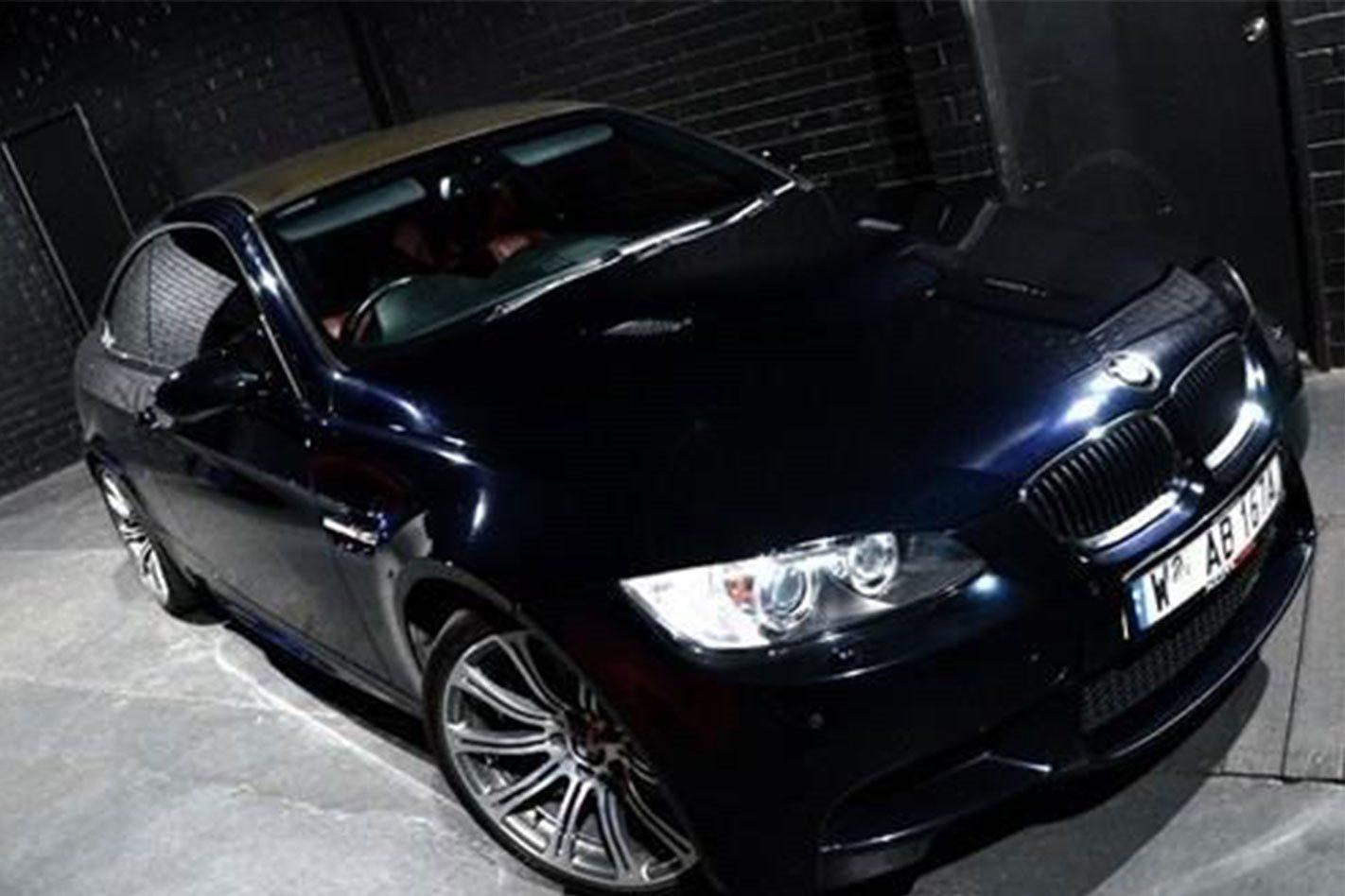 BMW M5 Unique Cars