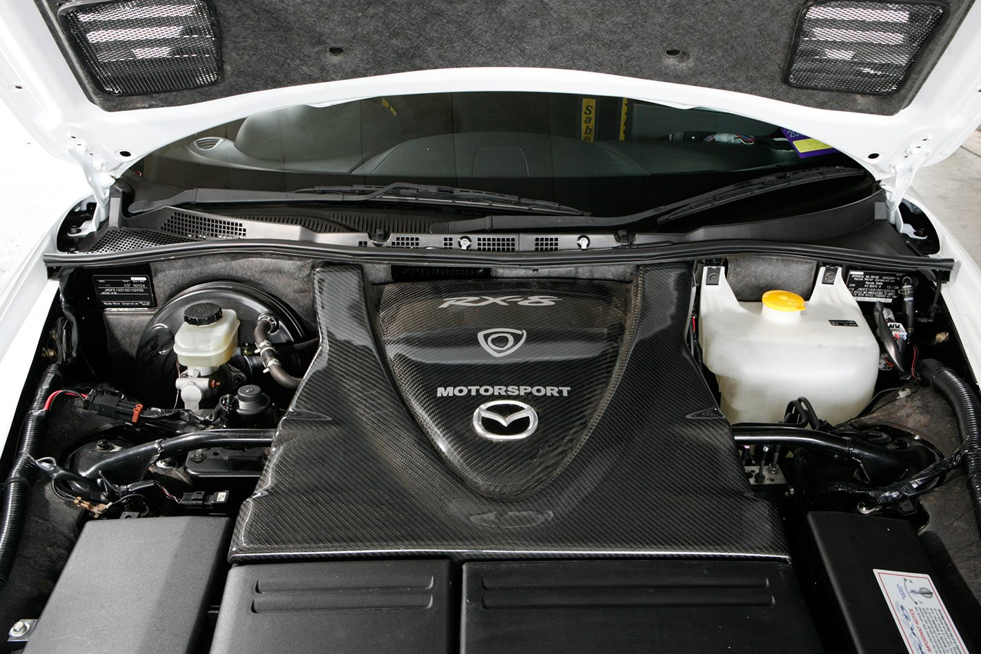 2009 Mazda RX-8 SP Engine