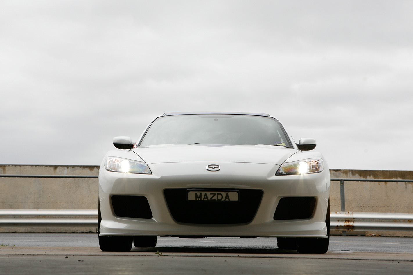 2009 Mazda RX-8 SP Front