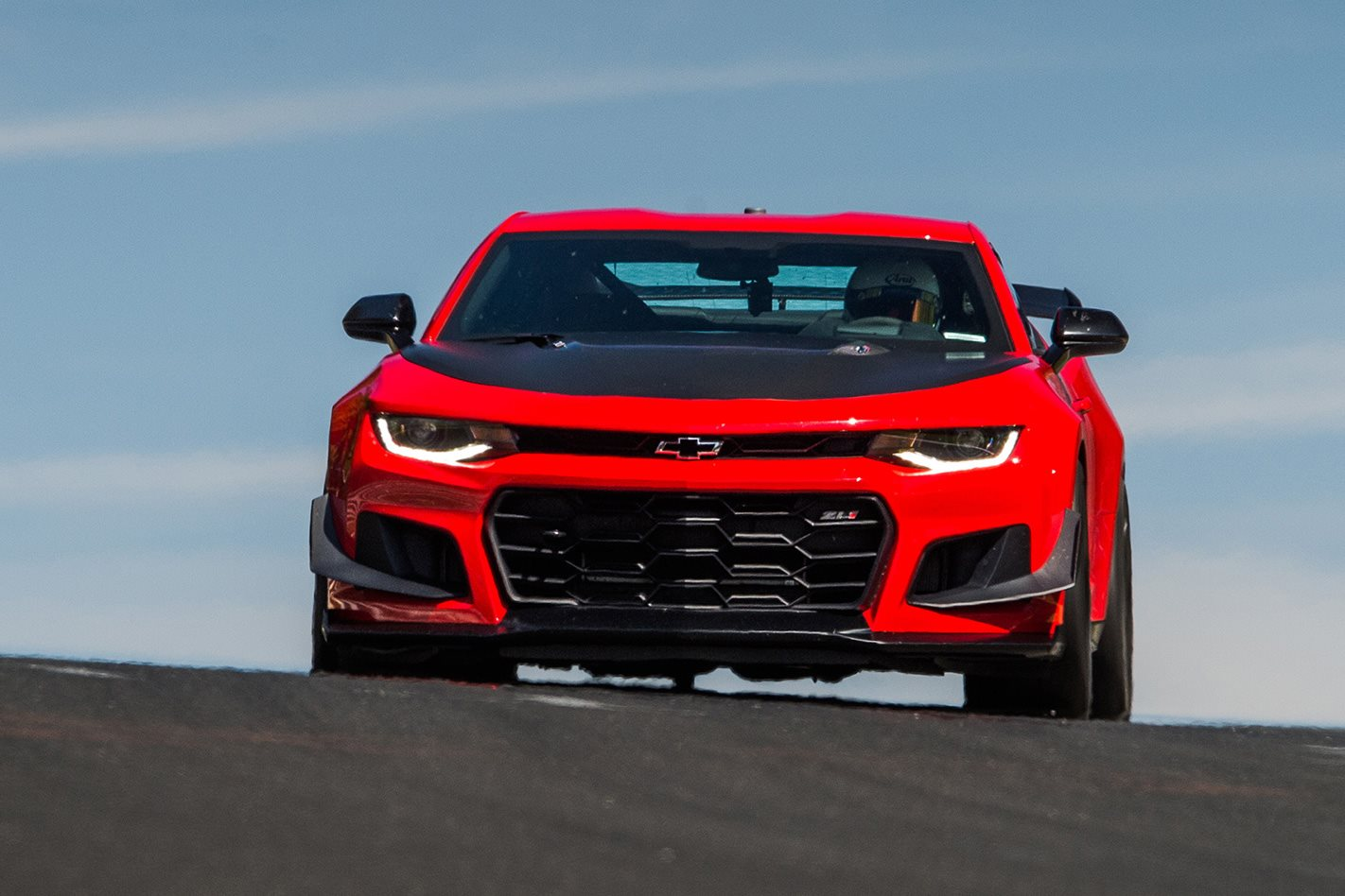 2018 Chevrolet Camaro Zl1 1le Sets Lap Record At The