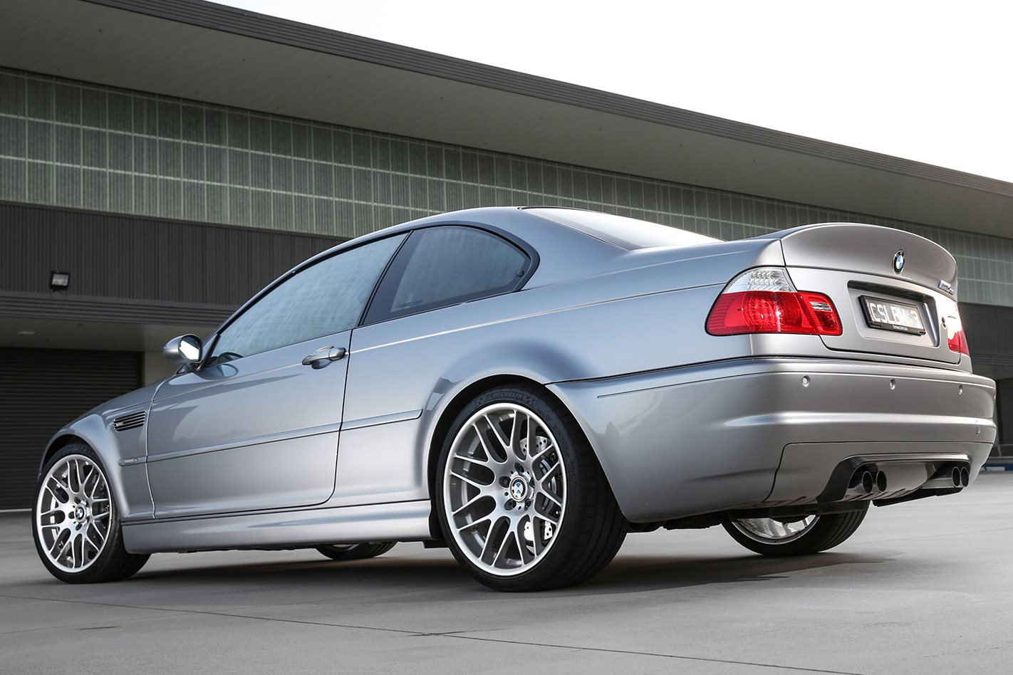 30 Years Of Bmw M3 E46 Csl