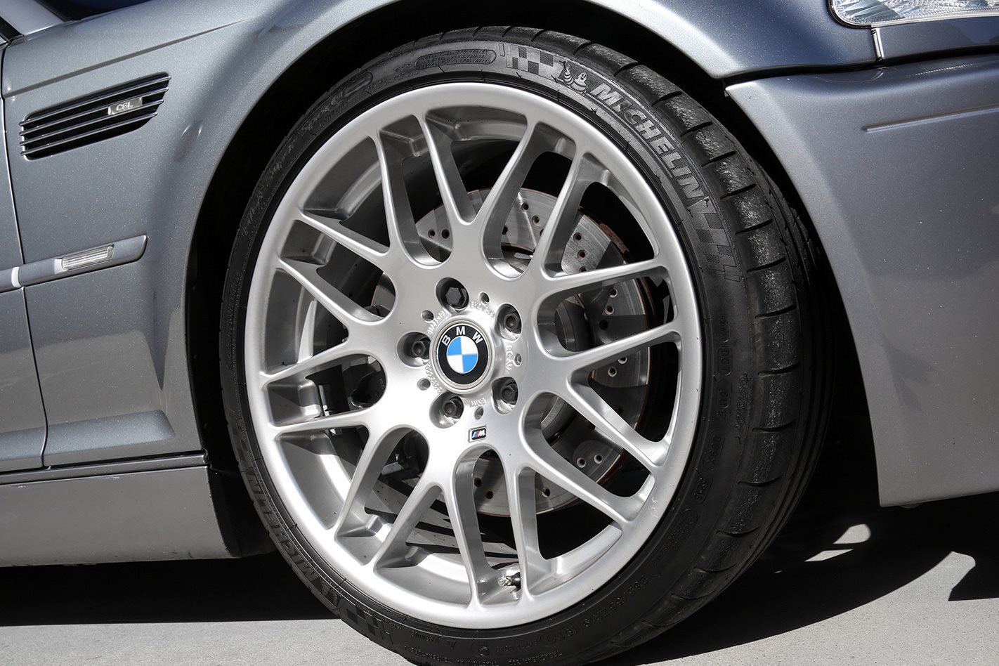 BMW M3 E46 CSL wheel