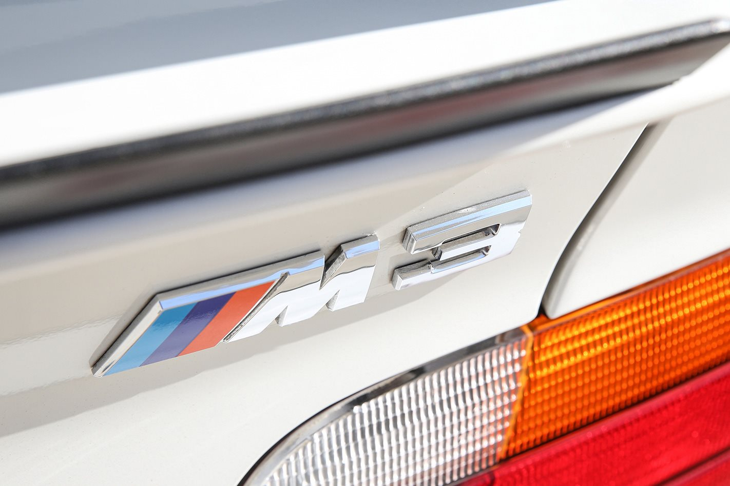 30 years of BMW M3: E36 M3R