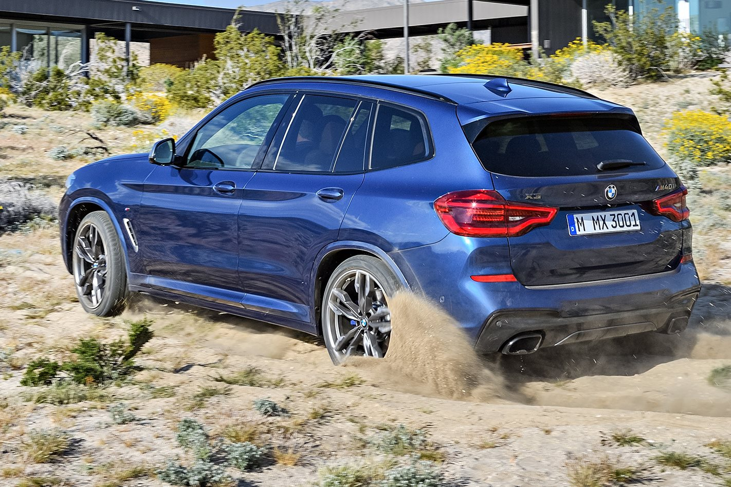 2018 bmw x3 m40i details revealed motor. Black Bedroom Furniture Sets. Home Design Ideas