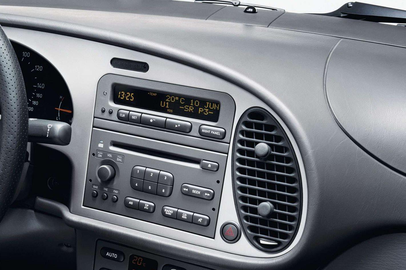 Saab 9-3 Night Panel