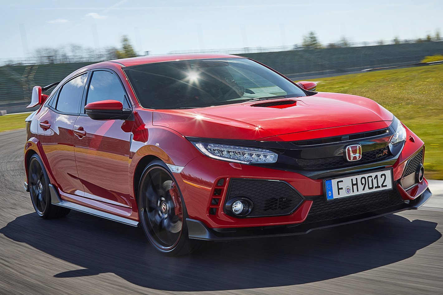 2018 honda civic type r review motor. Black Bedroom Furniture Sets. Home Design Ideas