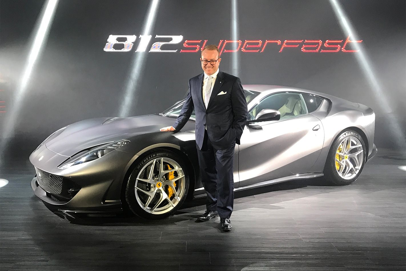 2018 ferrari 812 for sale.  ferrari speaking to motor at the 812u0027s australian reveal in melbourne ferrari  australasia ceo herbert appleroth explained price cut u201cwhat we started with  for 2018 ferrari 812 for sale