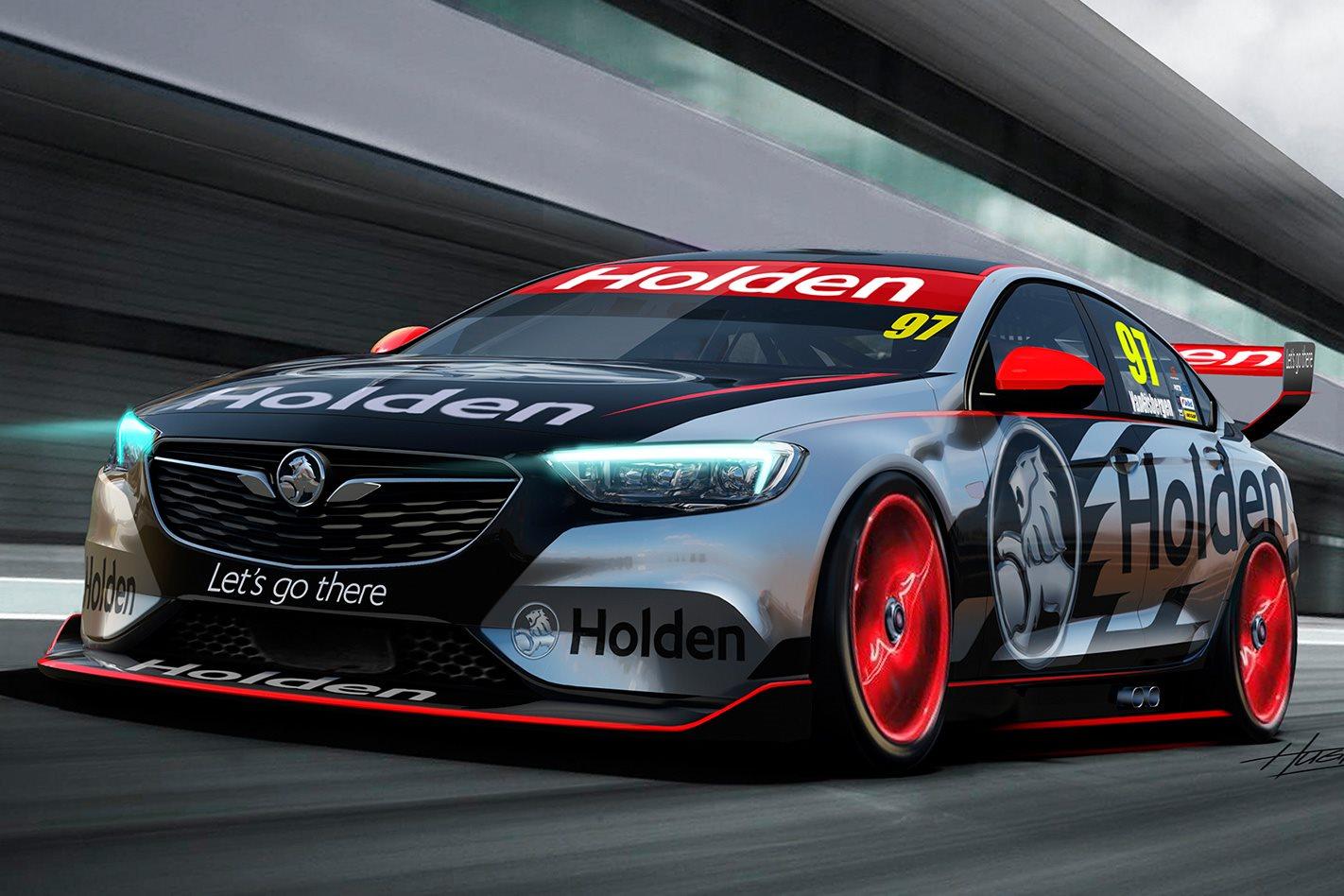 Holden V6 Supercar 97
