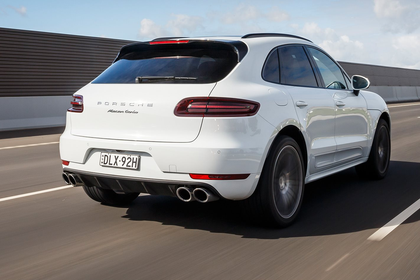 2017 Porsche Macan Turbo Performance Pack Review