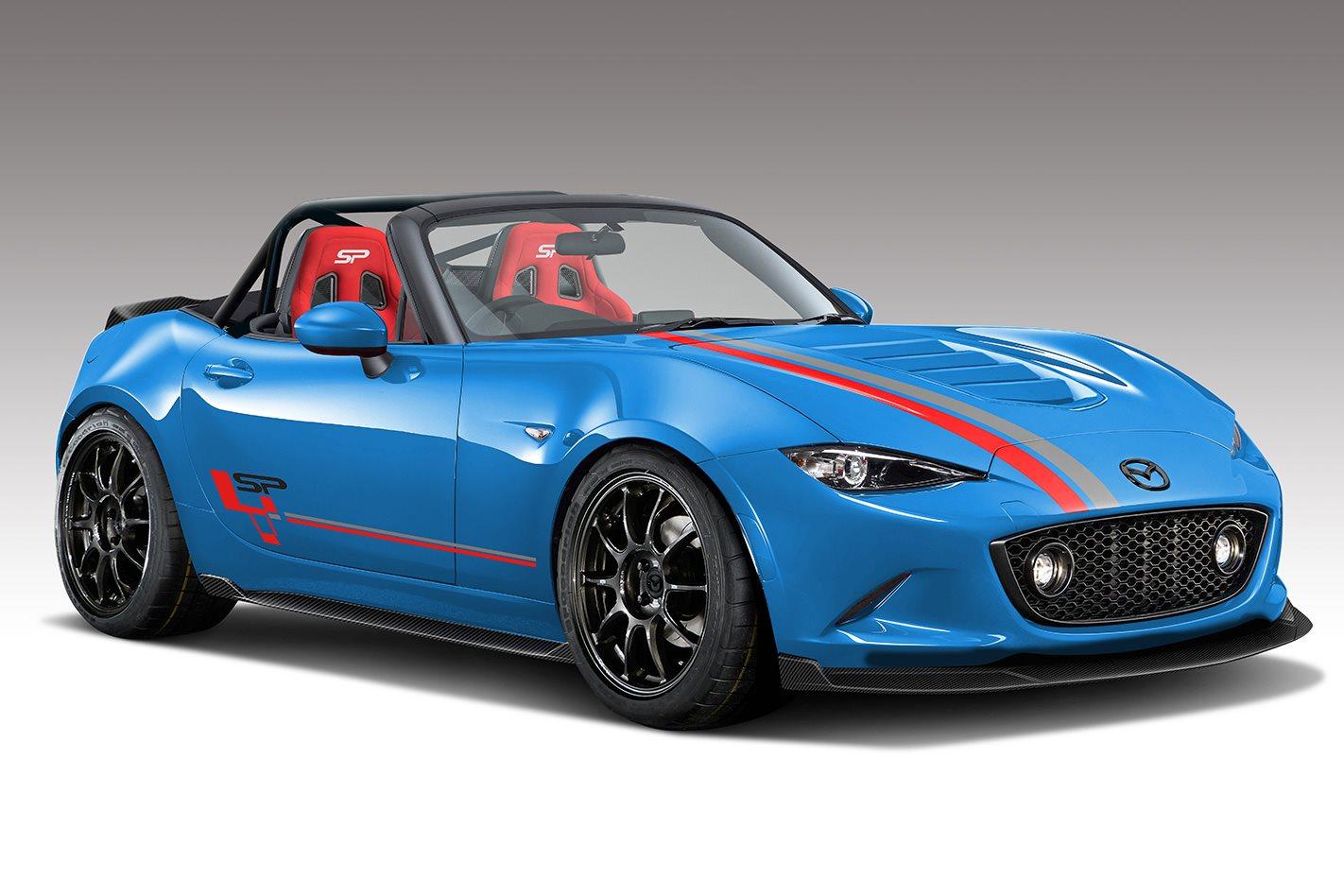 Sweet Dream: Mazda MX-5 SP Blue