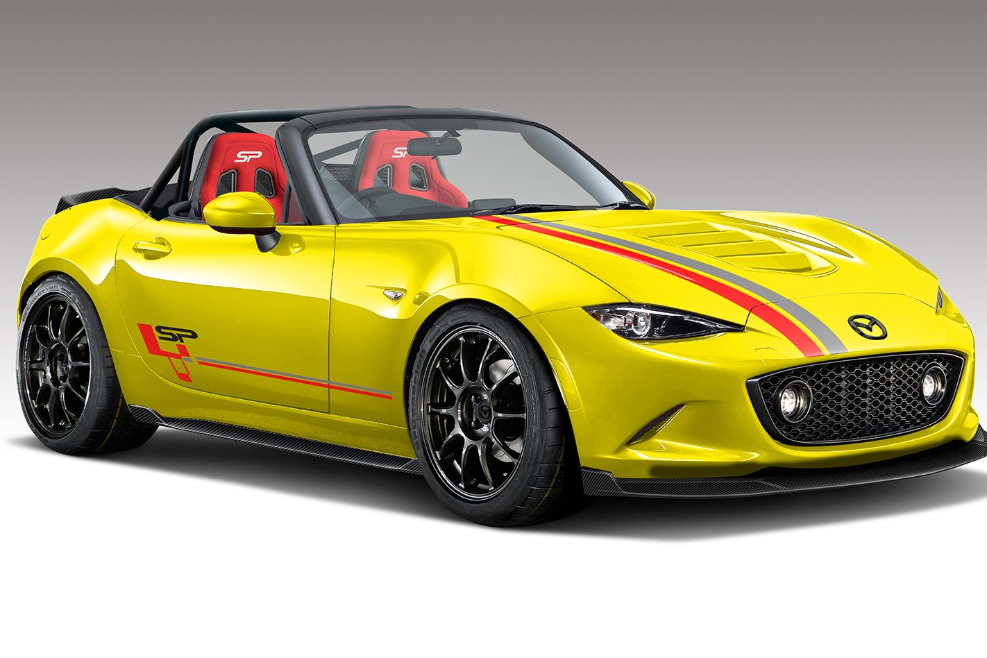Sweet Dream: Mazda MX-5 SP Yellow