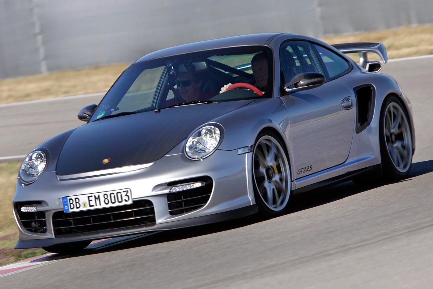 Porsche 911 GT2 RS 997.2 front
