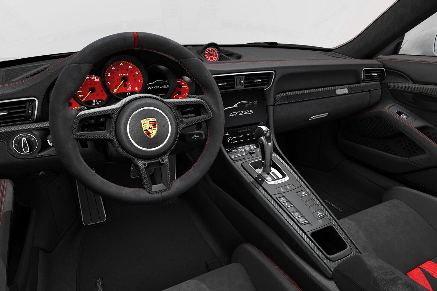 GT2 interior