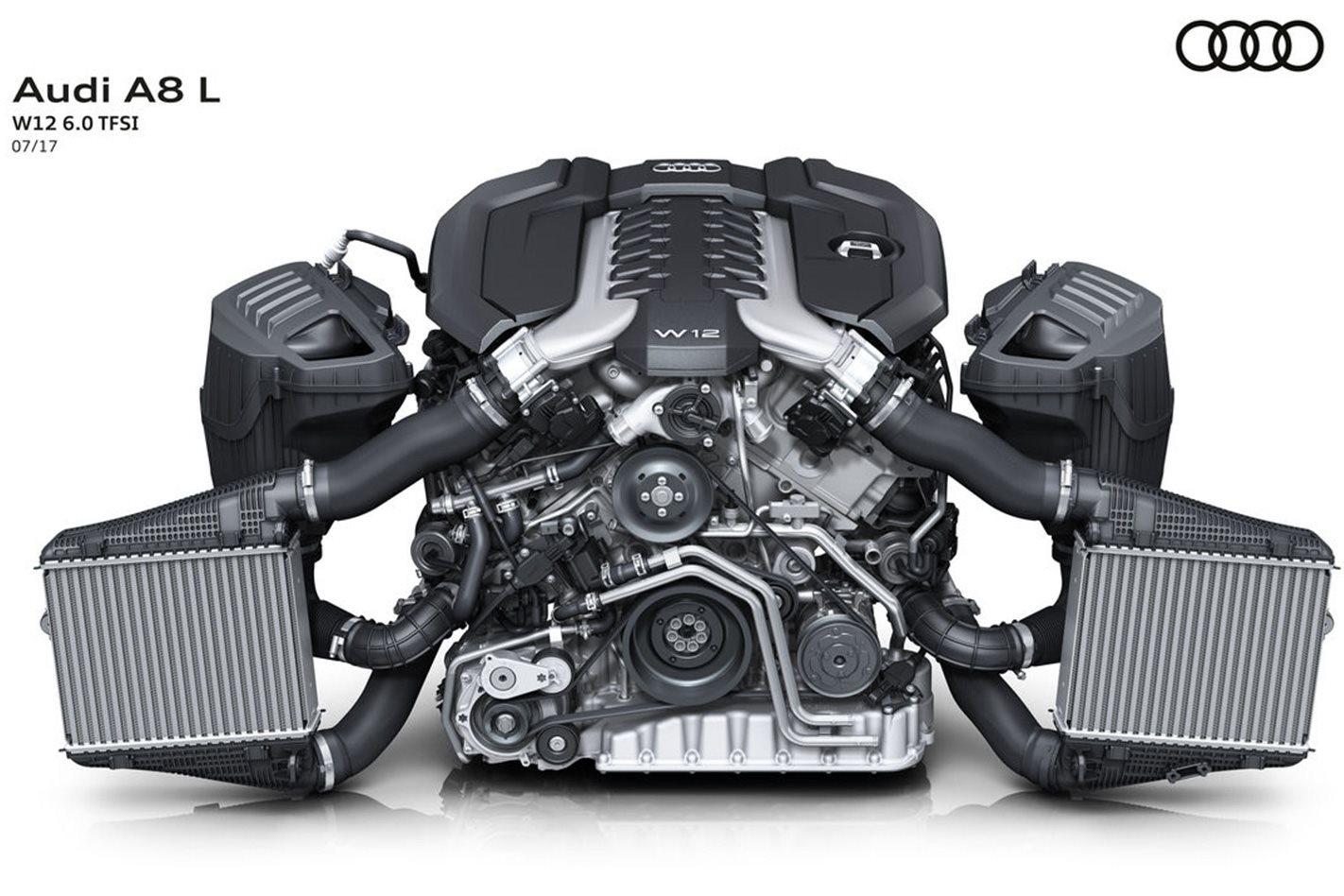2018 Audi A8 revealed | MOTOR
