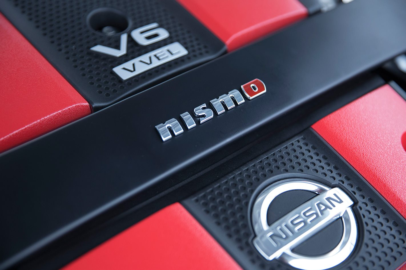 2018 Nissan 370Z NISMO engine