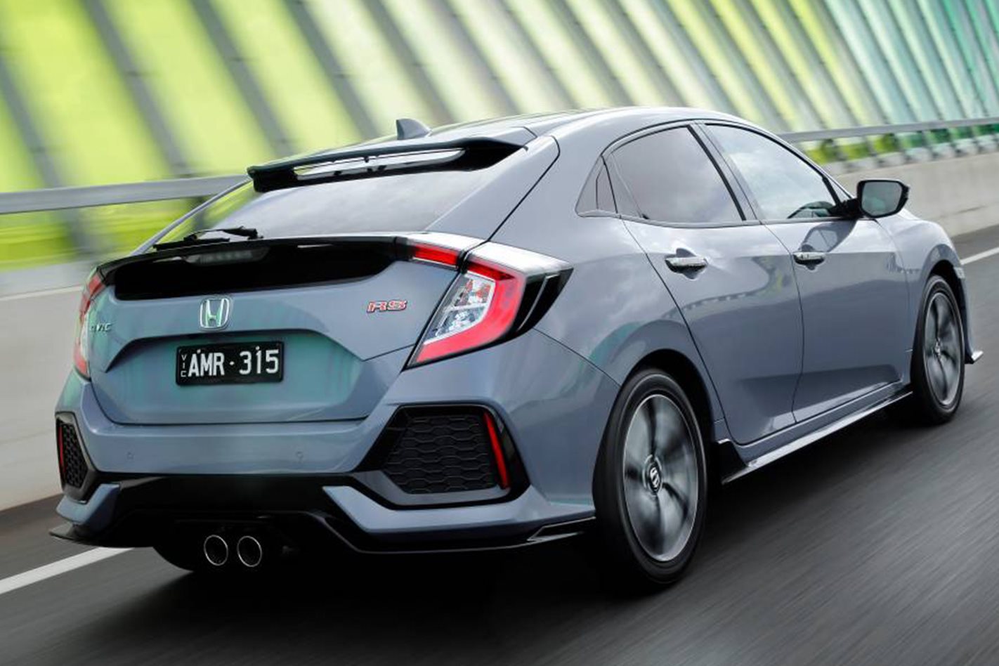 2018 honda civic rs quick review. Black Bedroom Furniture Sets. Home Design Ideas