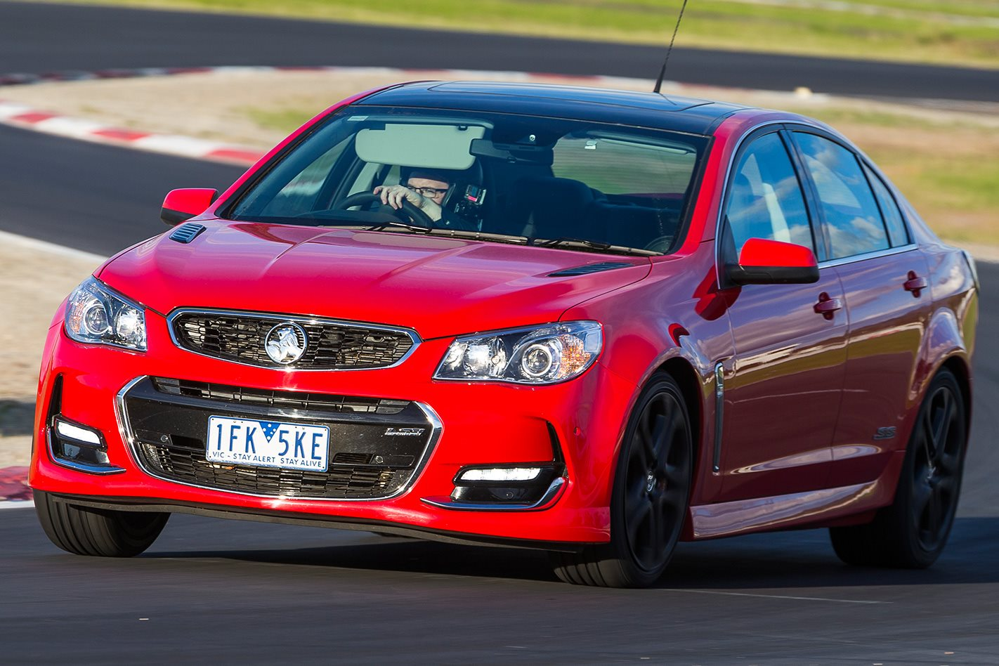 2016 Holden SS Commodore